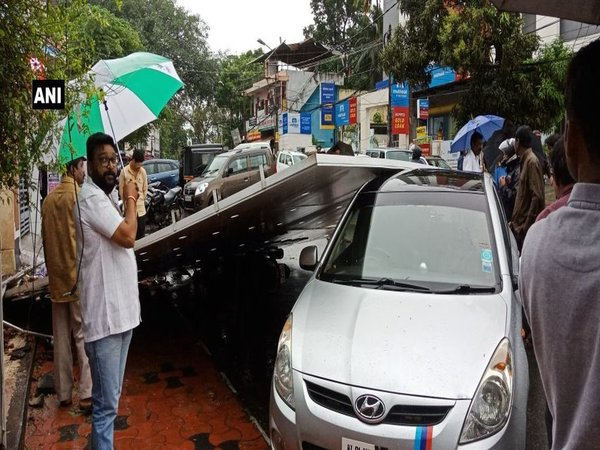 Warning issued for coastal parts of Kerala