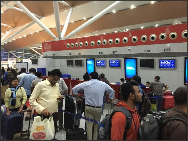 Man held for attacking CISF personnel at Delhi airport