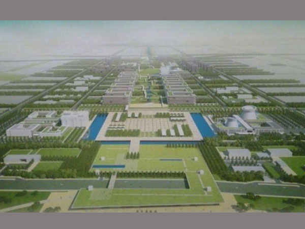 Construction activities in Andhra's new capital, Amaravati, gets NGT's nod