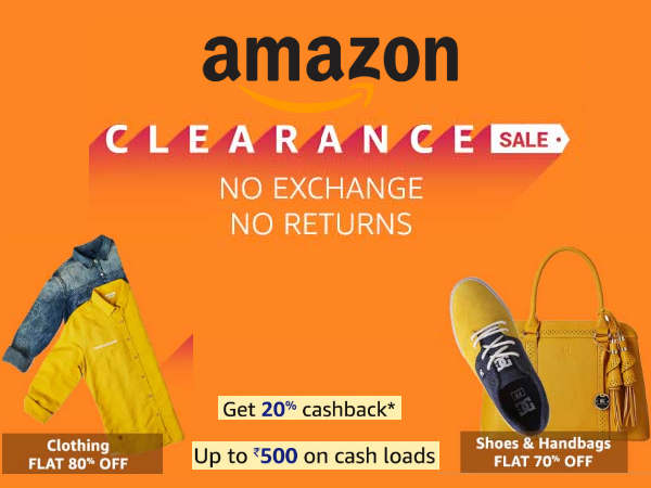 Apni Dukaan Amazon Clearance Sale All Products Upto 80 Off