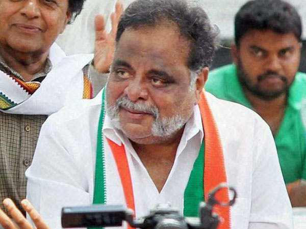 Congress MLA Ambareesh. PTI file photo