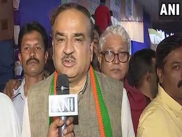 Union Minister for Parliamentary Affairs Ananth Kumar. Courtesy: ANI news