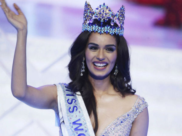 Not upset over Tharoor's quip, chill, says Manushi Chillar