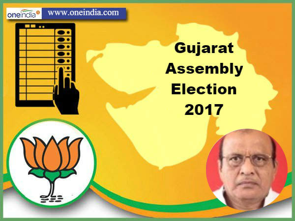 Gujarat elections: BJP candidate from Vagra constituency- Arunsinh Rana