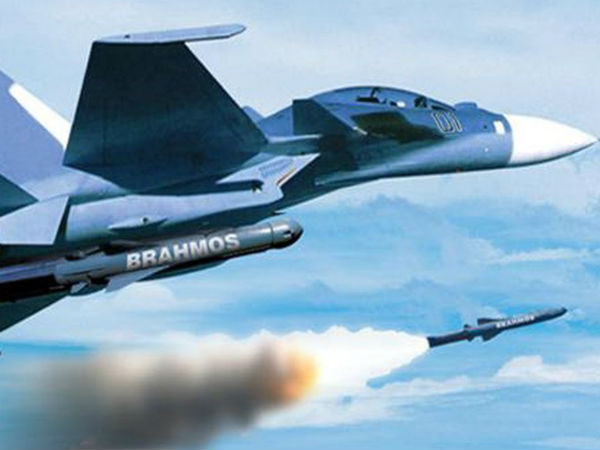 [BrahMos successfully test fired from Sukhoi; cruise missile triad achieved]