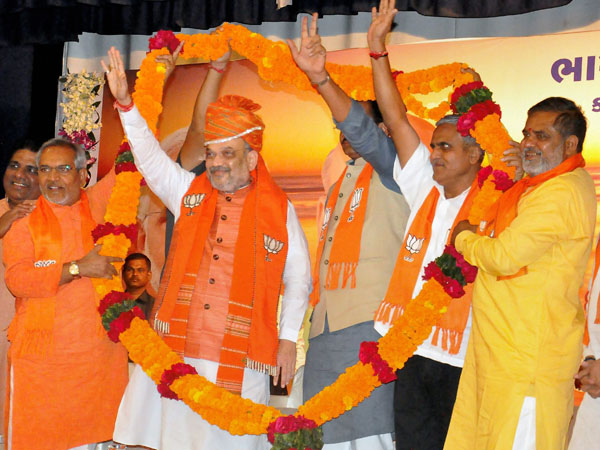 Gujarat: BJP set to win, but with reduced vote share
