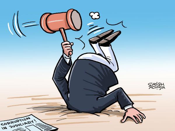 「corrupted supreme court judges cartoon」的圖片搜尋結果