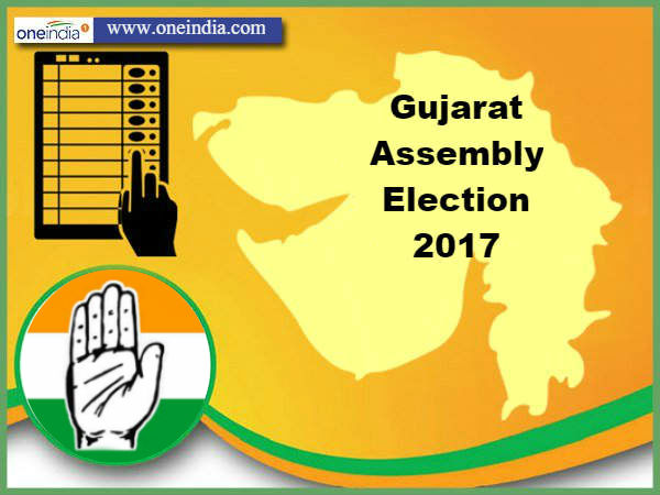 Gujarat elections: Congress candidate from Gandevi constituency- Sureshbhai Halpati
