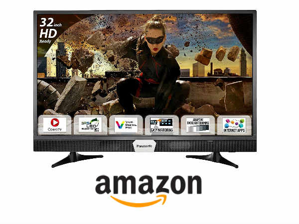 Don't Wait For December Sale! TELEVISIONS Rs.10,000 Off* (Amazon)