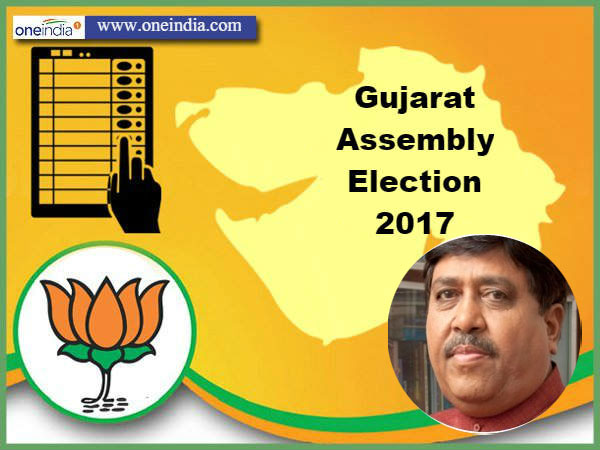 Gujarat elections: BJP candidate from Dhari - Dilipbhai Sanghani