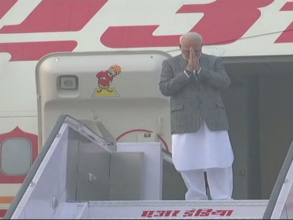 Modi departs for 3-day visit to Philippines