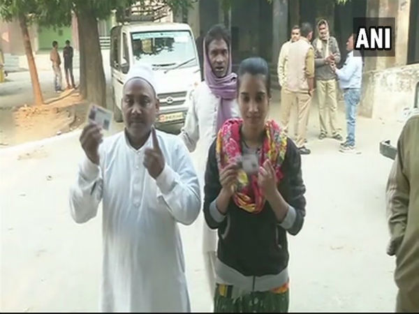 Polling for second phase of Uttar Pradesh civic elections start