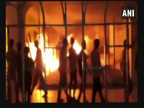 TN: Arson at Sathyabama University after student commits suicide