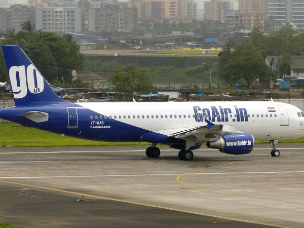 GoAir flight makes emergency at Kolkata airport after bomb threat letter