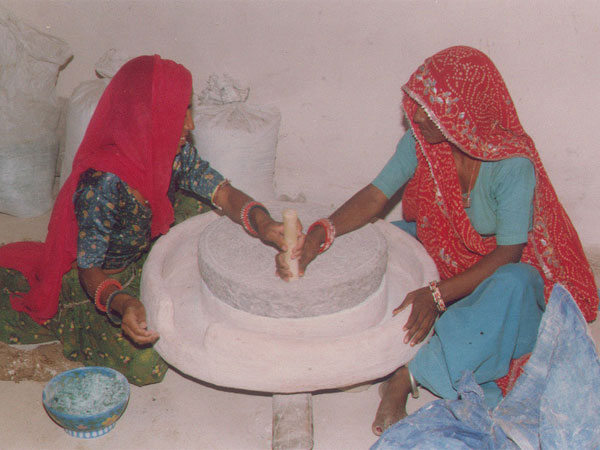 Mop floor, grind chakki- Rajasthan govt's advise for a fit woman