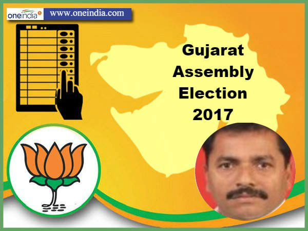 Gujarat elections: BJP candidate from Rajula - Hirabhai Solanki
