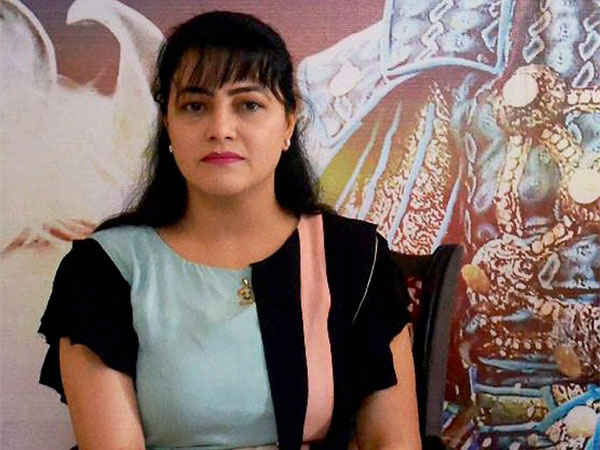 Honeypreet Insan, adopted daughter of Gurmeet Ram Rahim, produced before Court