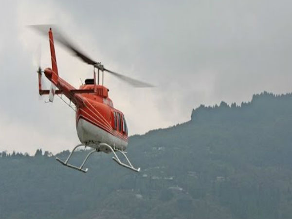 Delhi govt in talks with Pawan Hans for aerial sprinkling of water