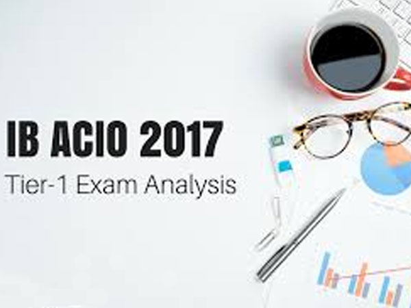 IB ACIO Exam 2017 results on November 18, only 10 per cent likely to qualify