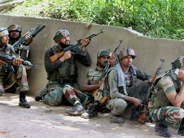 Manipur: Terrorists ambush 4 Assam Regiment in Chandel