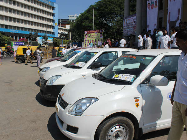 JD(S) backed 'Namma Tygr' cabs launched in Bengaluru months before Karnataka elections