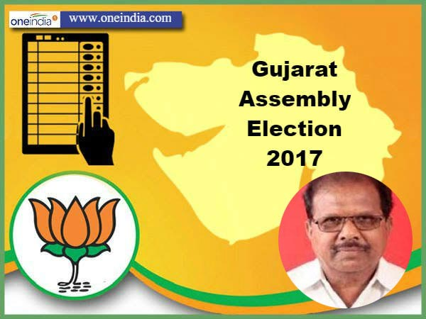 Gujarat elections: BJP candidate from Nizar constituency- Kantibhai Reshmabhai Gamit