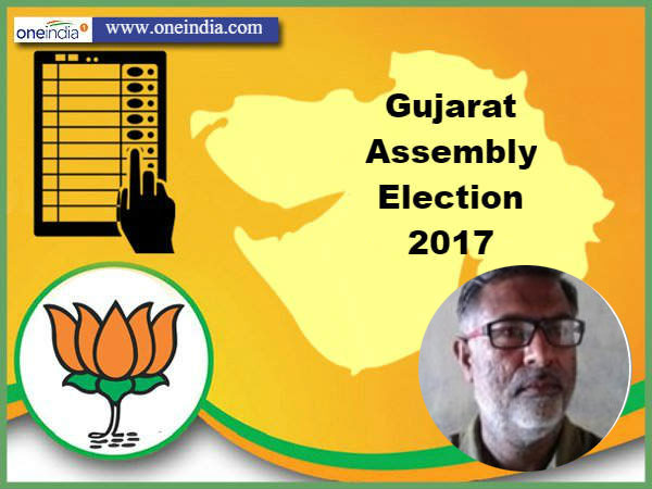 Gujarat elections: BJP candidate from Kankrej constituency- Kirtisinh P. Vaghela