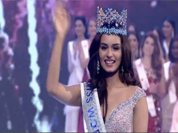 Manushi Chillar is the new Miss World