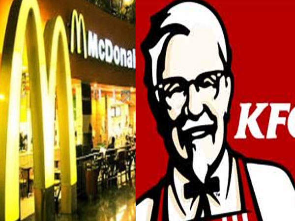 KFC, Mc Donalds called out on 'double standards', here's how