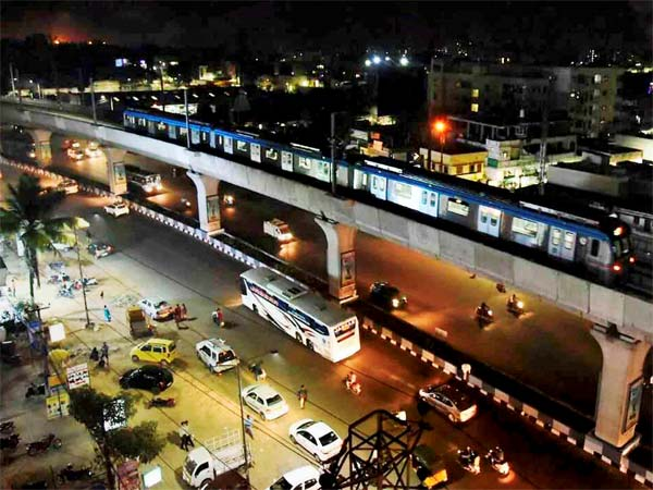 Hyderabad Metro Rail highlights
