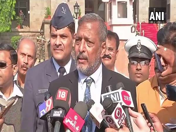 Veteran actor Nana Patekar. Courtesy: ANI news