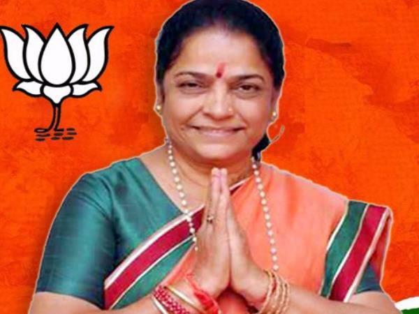 Gujarat elections: BJP candidate from Bhuj constituency- Dr. Neema Aacharya