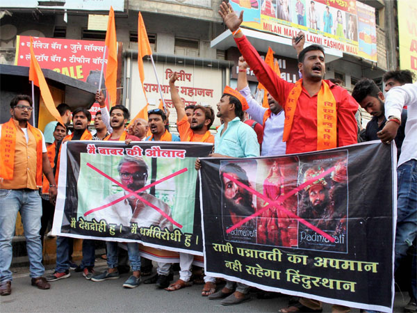 Why Karni Sena is protesting against Padmavati when none of its members have seen the film