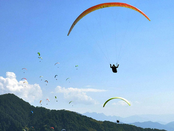 Sikkim to hold International paragliding competition in December