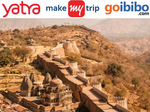 Rajasthan Tourism: 'Where History & Heritage Lives', 5D/4N Packages, Upto 50% Off*