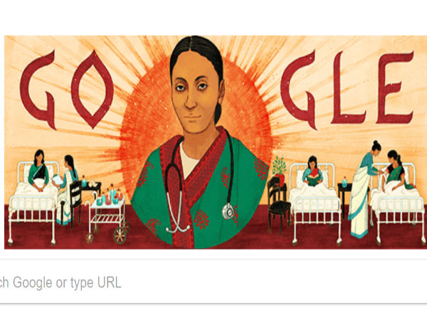 Who is Rukhmabai, today's Google Doodle