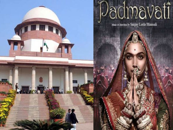 SC to hear fresh plea seeking ban on Padmavati