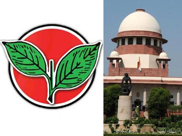 Two Leaves battle: AIADMK files caveat in SC