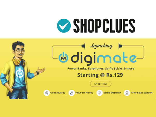 Where Can I Get Powerbanks At Just Rs.599? SHOPCLUES It is!