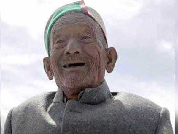 Shyam Saran Negi, Independent India's first voter. Courtesy: YouTube