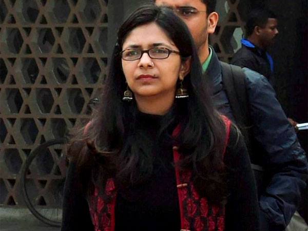 Delhi Commission for Women (DCW) chief Swati Maliwal