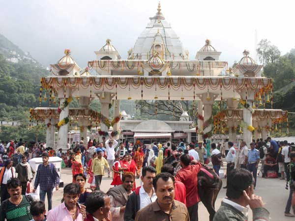 NGT caps number of devotees visiting Vaishno Devi shrine each day to 50,000