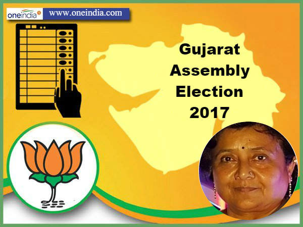 Gujarat elections: BJP candidate from Bhavnagar East - Vibharvriben Dave