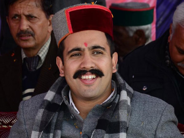 Image result for VIRBHADRA SINGH SON