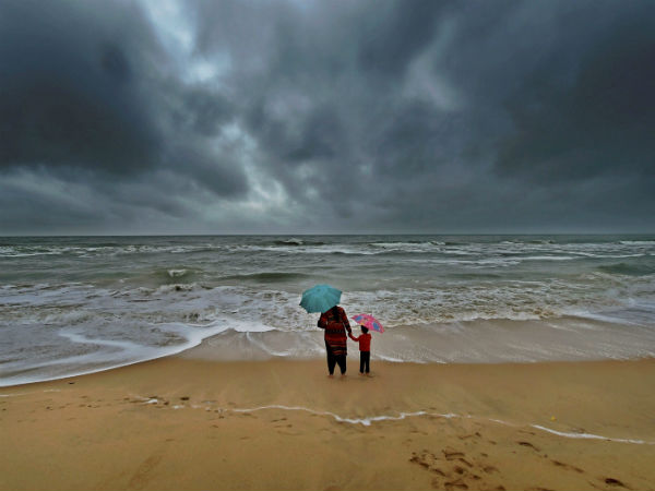 Weather forecast for November 2: Rain furry to continue in Chennai - Oneindia News