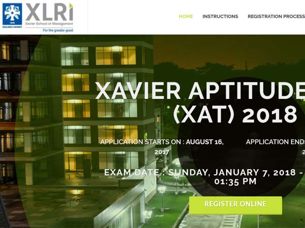 XAT 2018 registrations end today: How to apply