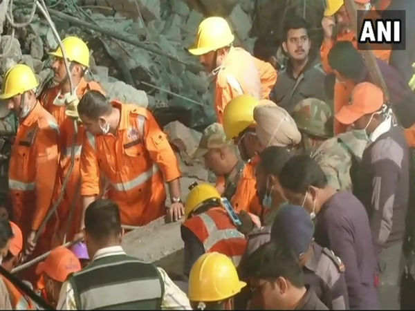 Ludhiana factory building collapse: Owner of factory Inderjit Gola arrested