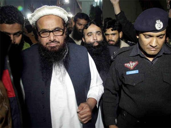 U.S. says Hafiz Saeed a designated terrorist