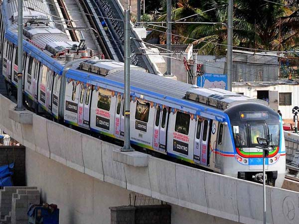 Hyderabad Metro Rail ticket prices announced, commercial operations to begin Nov 29