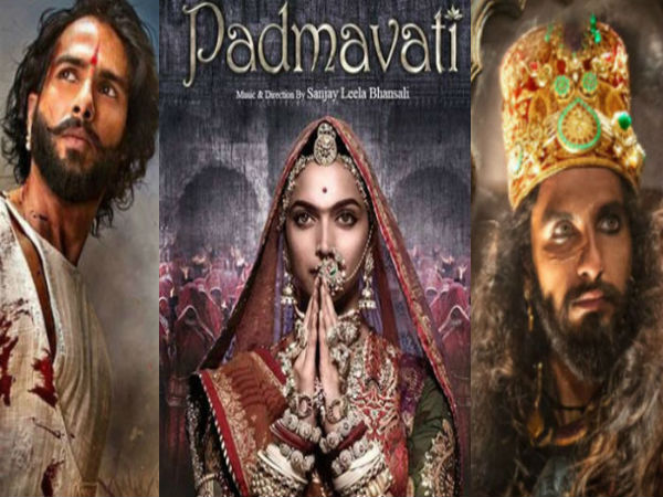 After Rajasthan And Madhyapradesh, Now Gujarat Govt Bans Padmavati